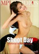 Shoot Day: BTS
