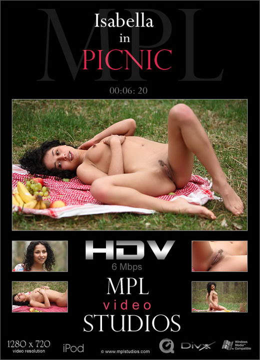 Isabella - `Picnic` - by Michael Maker for MPLSTUDIOS
