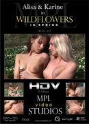 Alisa & Karine - Wildflowers in Spring
