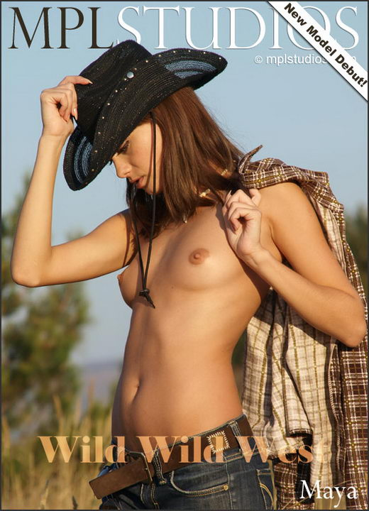 Maya - `Wild Wild West` - by Aztek for MPLSTUDIOS