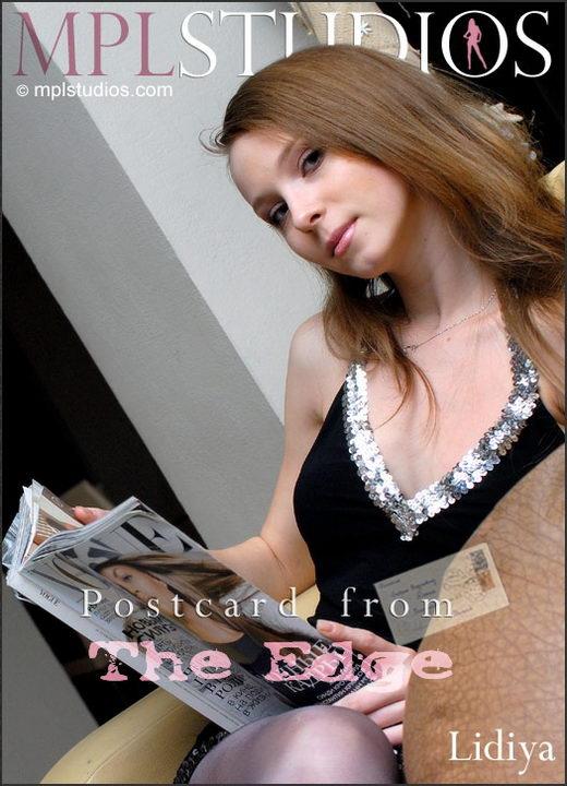 Lidiya - `Postcard from the Edge` - by Jan Svend for MPLSTUDIOS
