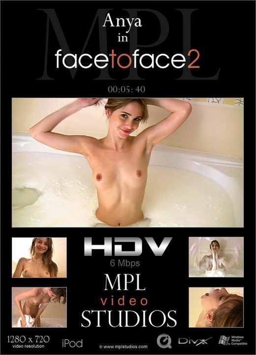 Anya - `Face to Face 2` - by Jan Svend for MPLSTUDIOS