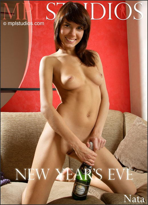 Nata - `New Year's Eve` - by Alexander Fedorov for MPLSTUDIOS