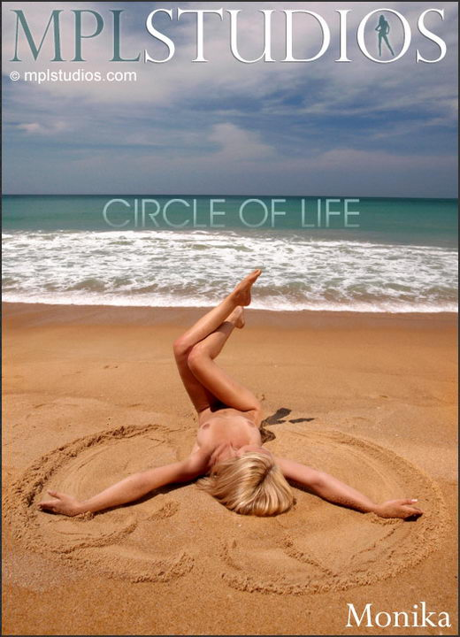 Monika - `Circle of Life` - by Jan Svend for MPLSTUDIOS