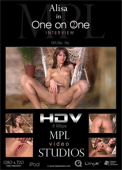 Alisa - `One on One Interview part 2` - by Alexander Fedorov for MPLSTUDIOS
