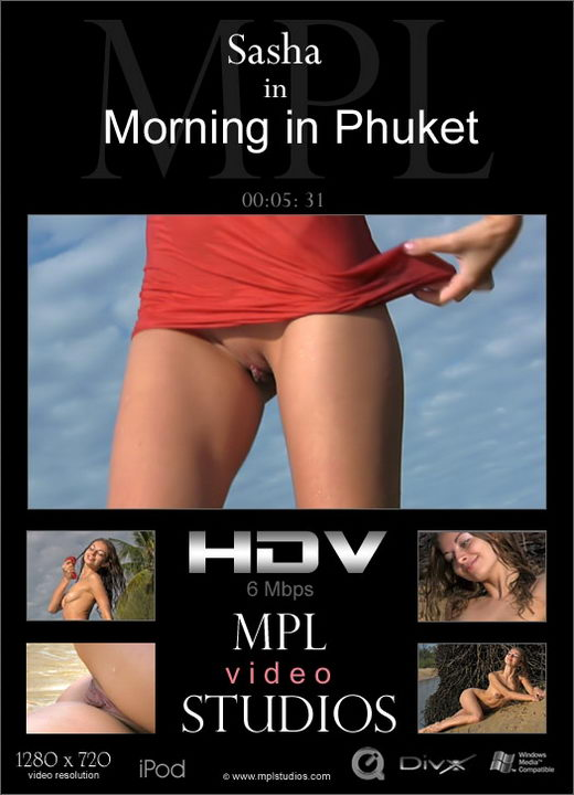 Sasha - `Morning In Phuket` - by Jan Svend for MPLSTUDIOS