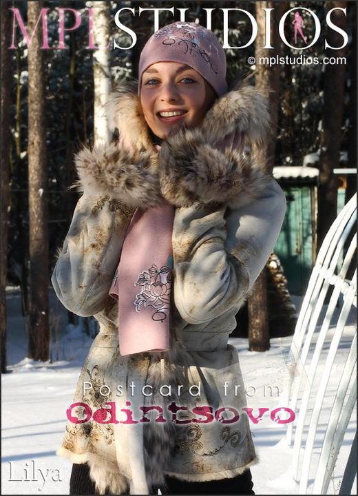 Lilya - `Postcard From Odintsovo` - by Alexander Lobanov for MPLSTUDIOS