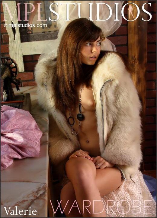 Valerie - `Wardrobe` - by Alexander Fedorov for MPLSTUDIOS