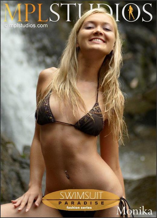 Monika - `Swimsuit Paradise` - by Jan Svend for MPLSTUDIOS