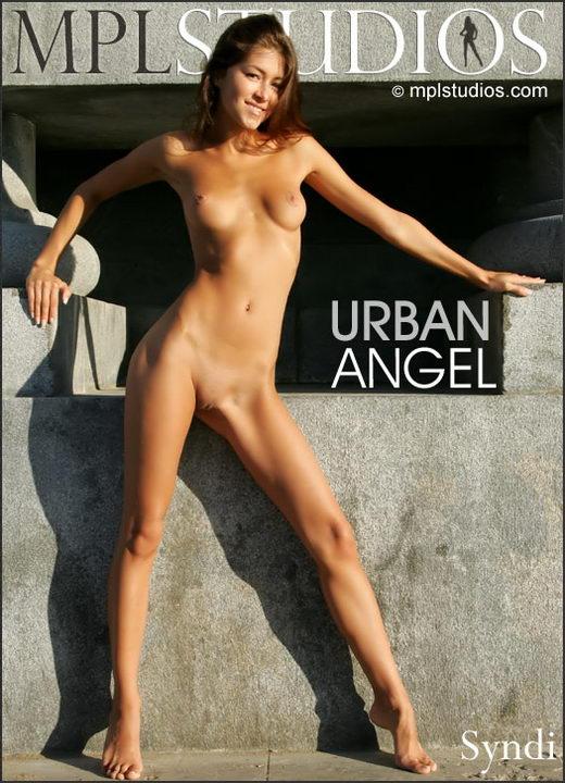 Syndi - `Urban Angel` - by Alexander Fedorov for MPLSTUDIOS
