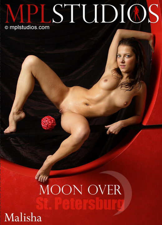 Malisha - `Moon Over St. Petersburg` - by Alexander Fedorov for MPLSTUDIOS