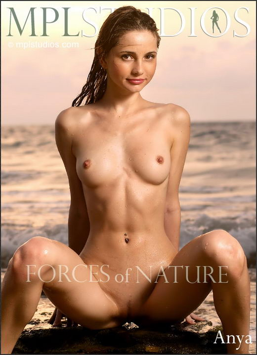 Anya - `Forces of Nature` - by Jan Svend for MPLSTUDIOS