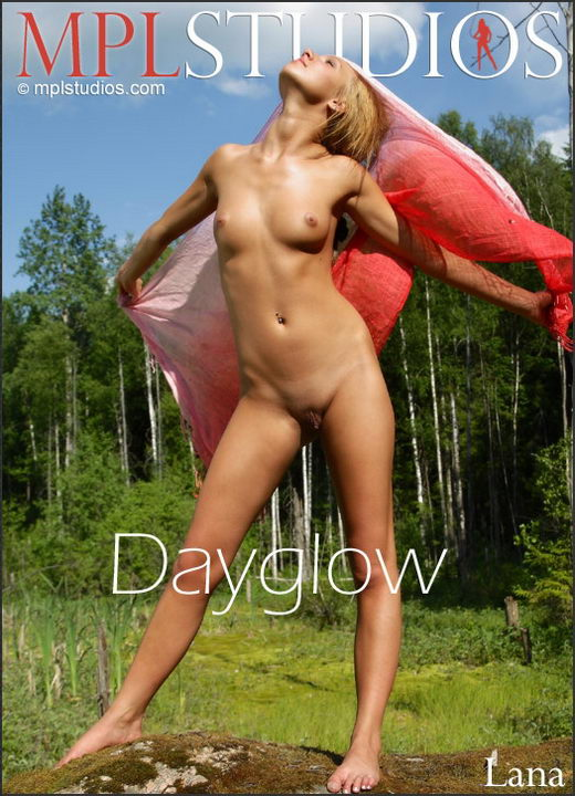 Lana - `Dayglow` - by Alexander Fedorov for MPLSTUDIOS