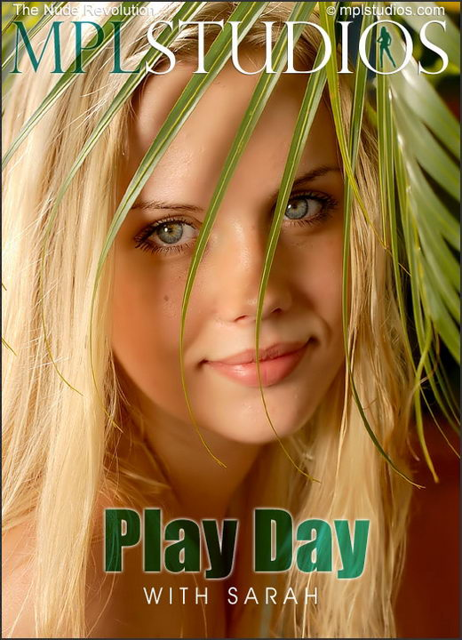 Sarah - `Play Day` - by Jan Svend for MPLSTUDIOS