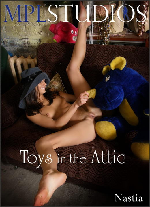 Nastia - `Toys in the Attic` - by Alexander Fedorov for MPLSTUDIOS