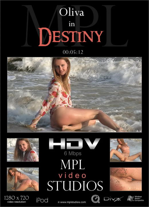 Olivia - `Destiny` - by Michael Maker for MPLSTUDIOS