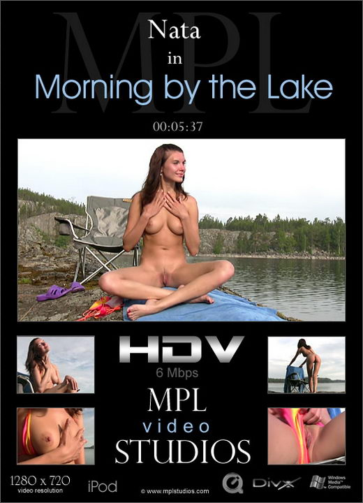 Nata - `Morning by the Lake` - by Alexander Fedorov for MPLSTUDIOS