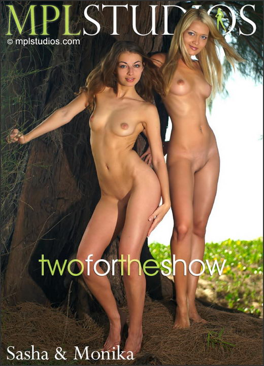 Sasha & Monika - `Two for the Show` - by Jan Svend for MPLSTUDIOS