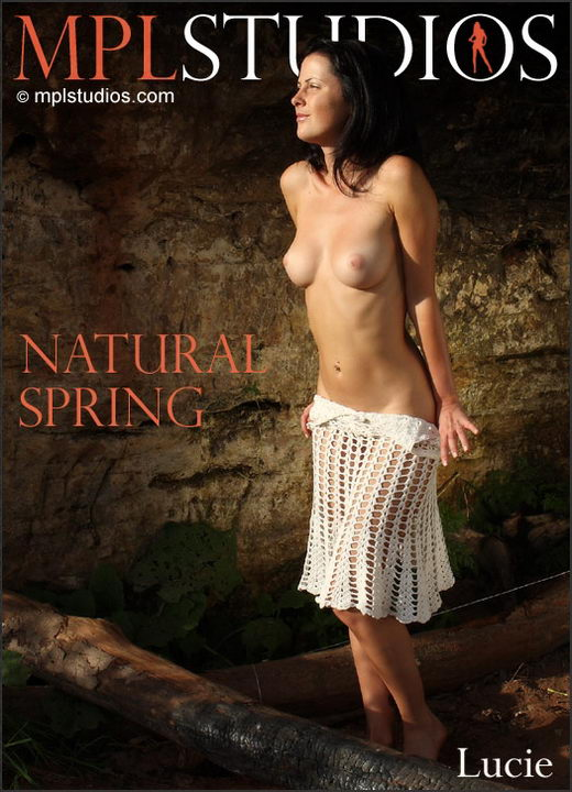 Lucie - `Natural Spring` - by Alexander Fedorov for MPLSTUDIOS