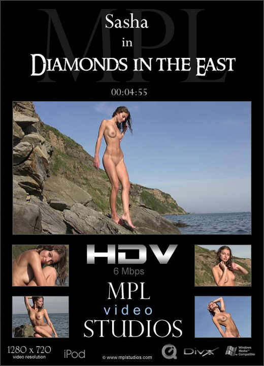 Sasha - `Diamonds in the East` - by Jan Svend for MPLSTUDIOS