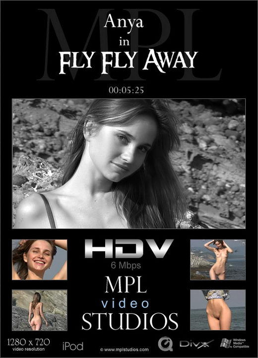Anya - `Fly Fly Away` - by Jan Svend for MPLSTUDIOS