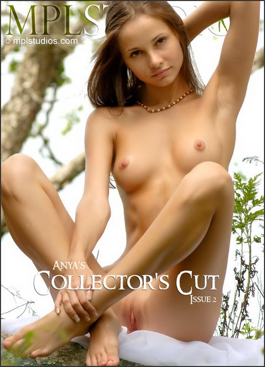 Anya - `Anya's Collectors Cut: 2` - by Jan Svend for MPLSTUDIOS