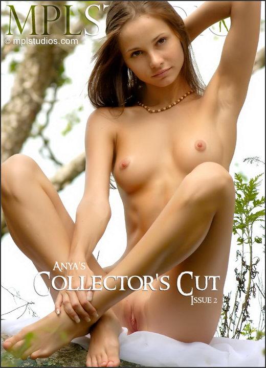 Anya - `Anya's Collectors Cut: 2` - by Jan Svend for MPLSTUDIOS