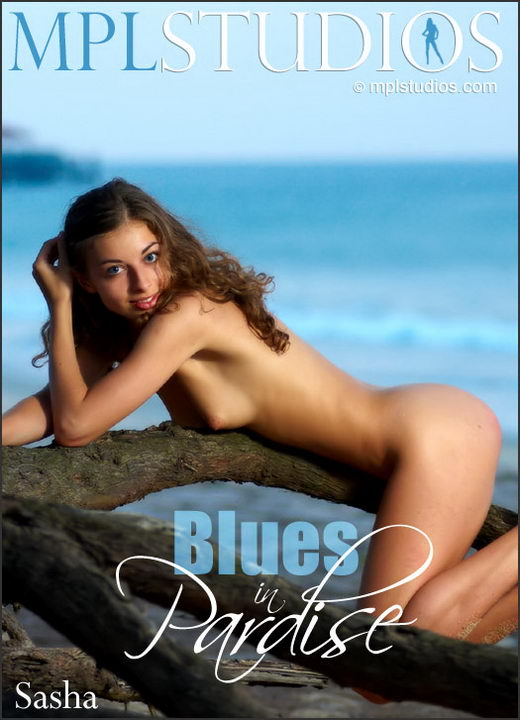 Sasha - `Blues in Paradise` - by Jan Svend for MPLSTUDIOS