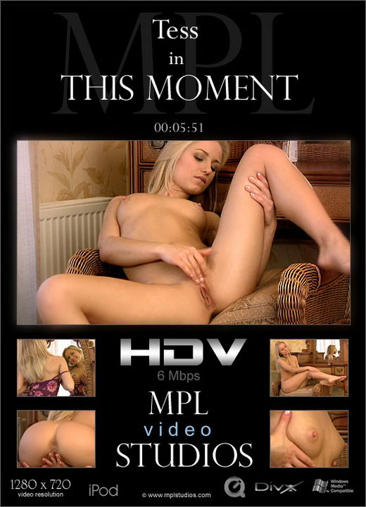 Tess - `This Moment` - by Aztek for MPLSTUDIOS