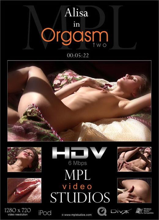 Alisa - `Orgasm 2` - by Alexander Fedorov for MPLSTUDIOS