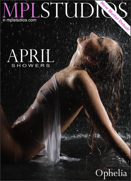 Ophelia - `April Showers` - by Alexander Fedorov for MPLSTUDIOS