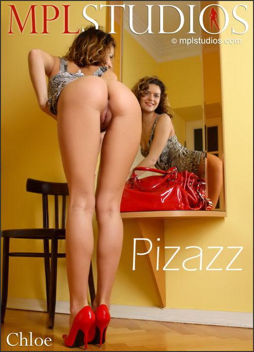 Chloe - `Pizazz` - by Alexander Fedorov for MPLSTUDIOS