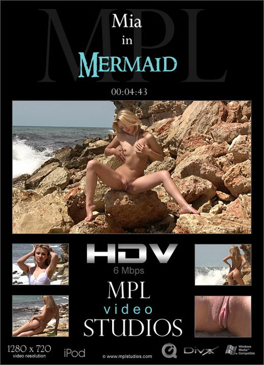 Mia - `Mermaid` - by Aztek for MPLSTUDIOS