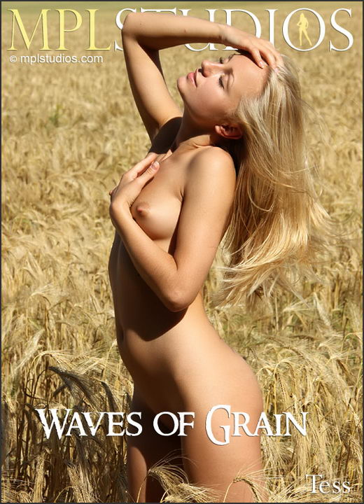 Tess - `Waves of Grain` - by Aztek for MPLSTUDIOS