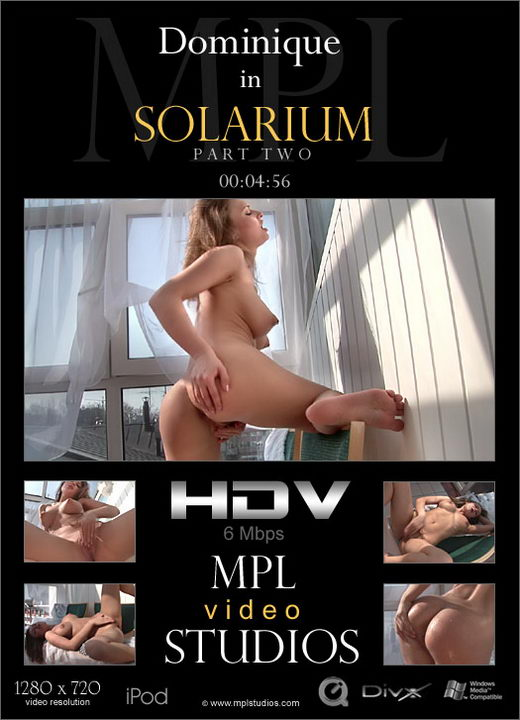 Dominique - `Solarium 2` - by Alexander Fedorov for MPLSTUDIOS