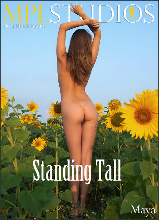 Maya - `Standing Tall` - by Miguel Bonanito for MPLSTUDIOS