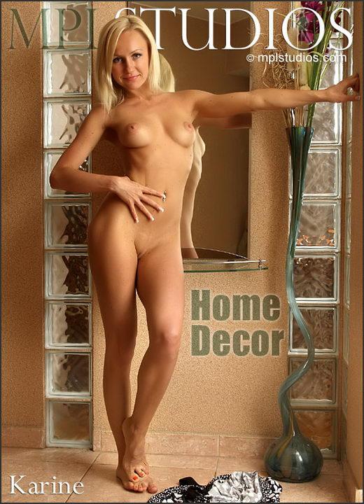 Karine - `Home Decor` - by Alexander Fedorov for MPLSTUDIOS