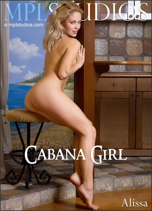 Alissa - `Cabana Girl` - by Alexander Petek for MPLSTUDIOS