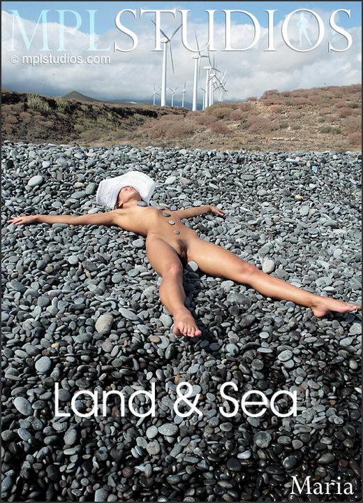 Maria - `Land & Sea` - by Alexander Fedorov for MPLSTUDIOS