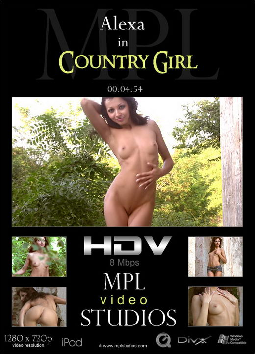 Alexa - `Country Girl` - by Aztek Santiago for MPLSTUDIOS
