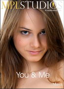 Maya in You & Me gallery from MPLSTUDIOS by Miguel Bonanito