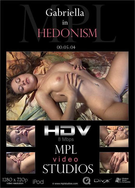 Gabriella - `Hedonism` - by Alexander Fedorov for MPLSTUDIOS