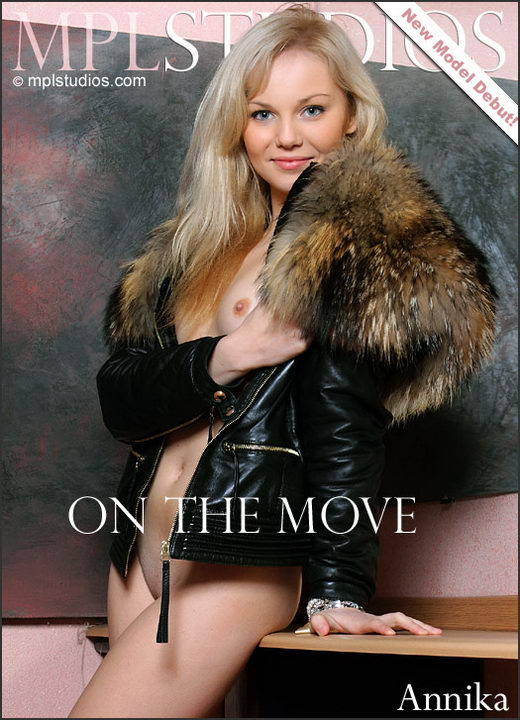 Annika - `On the Move` - by Alexander Fedorov for MPLSTUDIOS