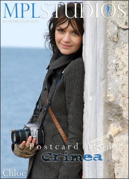 Chloe - `Postcard from Crimea` - by Aztek Santiago for MPLSTUDIOS