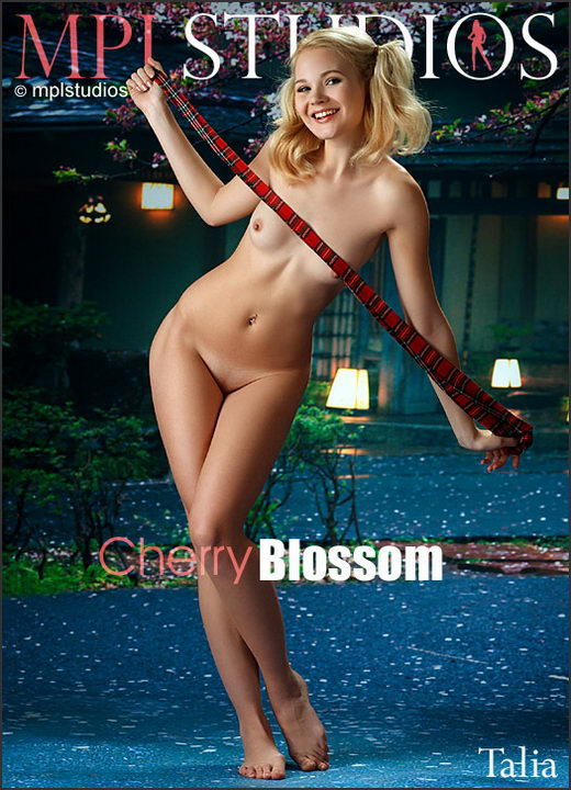 Talia - `Cherry Blossom` - by Jan Svend for MPLSTUDIOS
