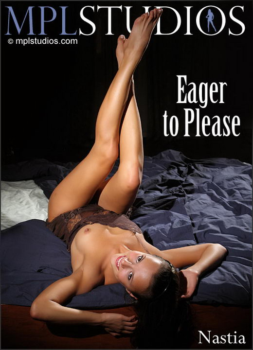 Nastia - `Eager to Please` - by Alexander Fedorov for MPLSTUDIOS