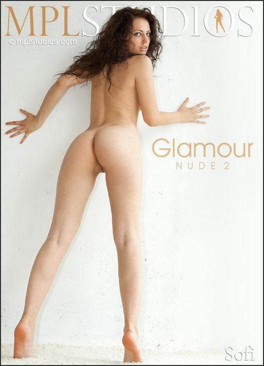 Sofi - `Glamour Nude 2` - by Alexander Petek for MPLSTUDIOS
