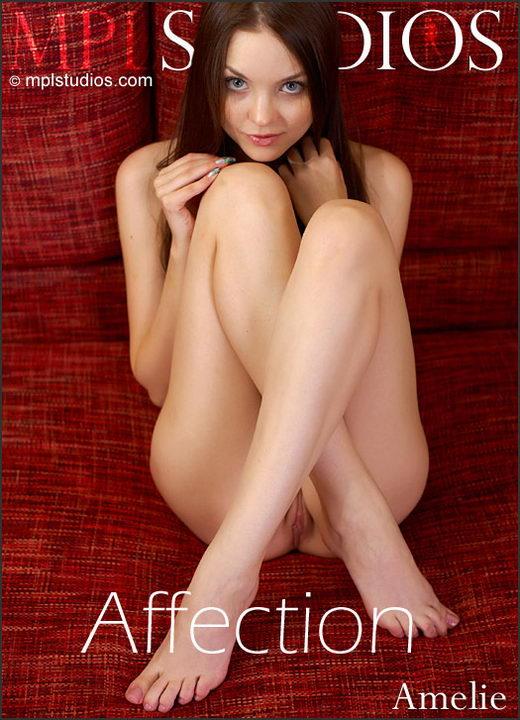 Amelie - `Affection` - by Jan Svend for MPLSTUDIOS