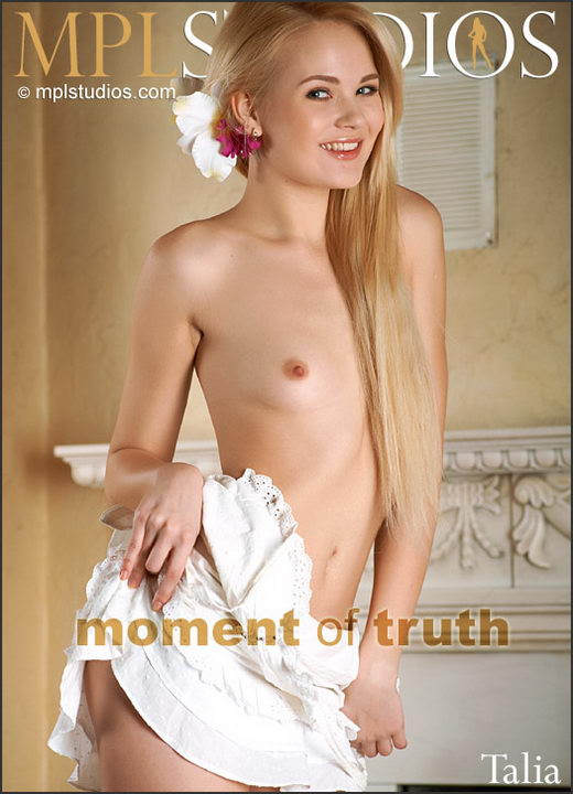 Talia - `Moment of Truth` - by Jan Svend for MPLSTUDIOS