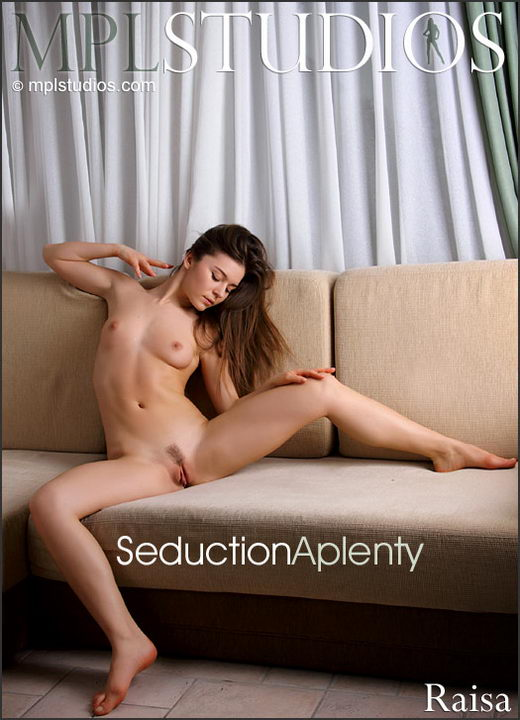 Raisa - `Seduction Aplenty` - by Aztek Santiago for MPLSTUDIOS